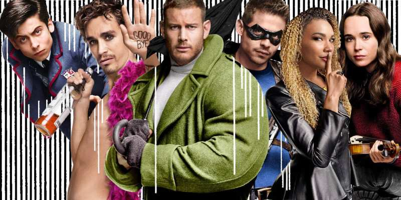 Quiz: Which The Umbrella Academy Character You Are?