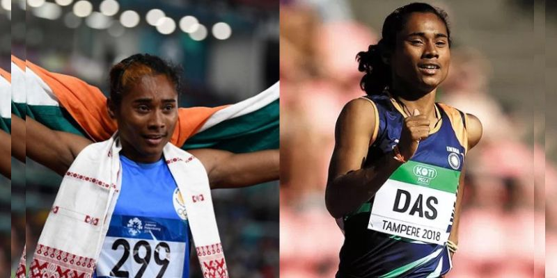 Hima Das Quiz: How Much You Know About Hima Das?