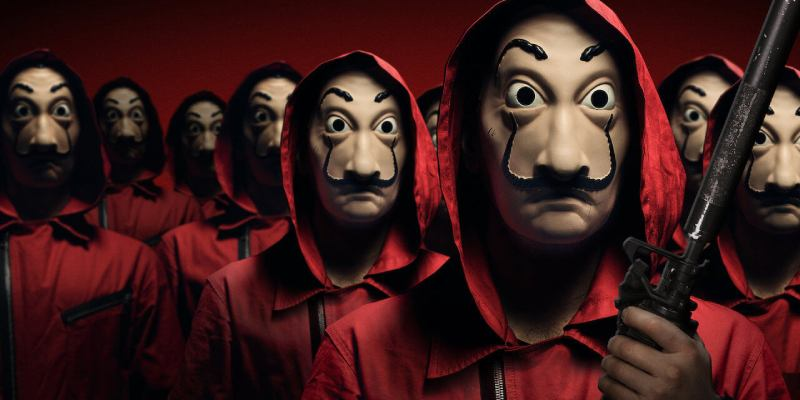 Which Character From Money Heist Are You Quiz