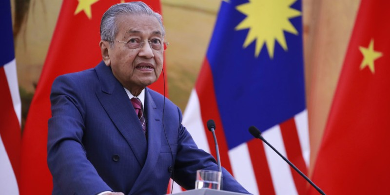 How Much You Know About Mahathir Mohamad Malaysian Politician Quiz