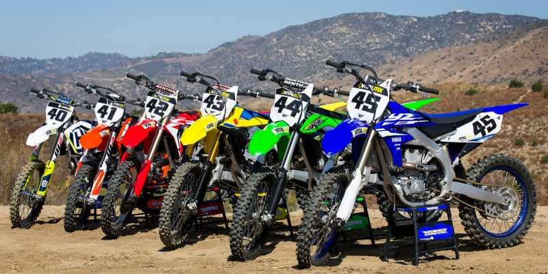 What Dirt Bike Is Right For Me Quiz