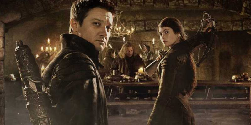 Trivia Quiz On Hazel And Gretel: Witch Hunters Movie