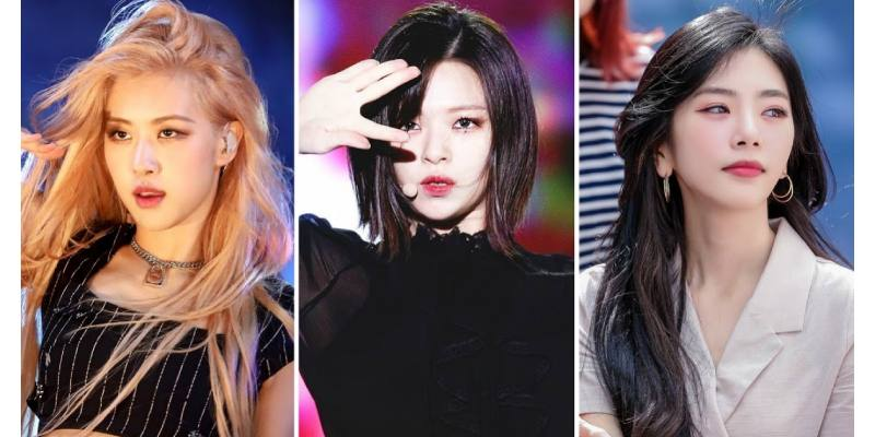 Which Female K-Pop Idol Are You Look Like Quiz