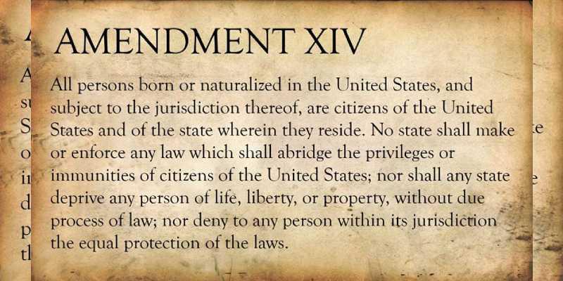 14th Amendment Trivia Quiz