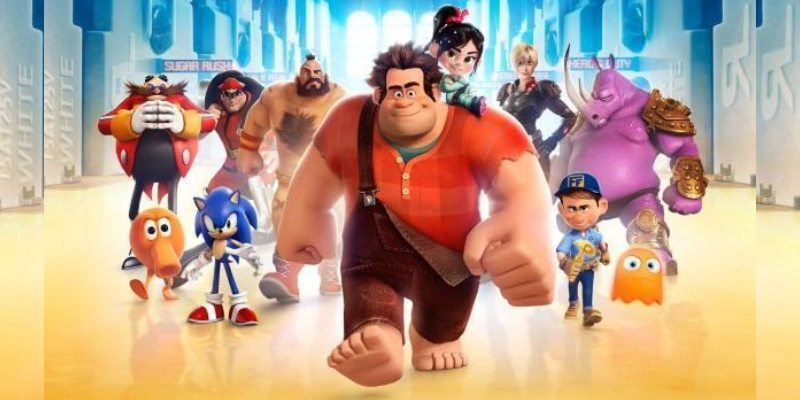 Quiz: Which Character from Ralph Breaks The Internet Do You Like Most?