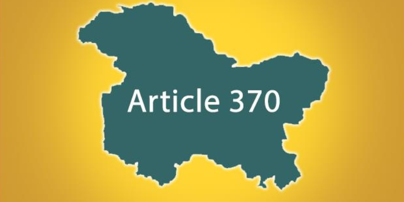 Trivia Quiz On Article 370 In Jammu and Kashmir India