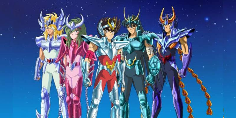Which Saint Seiya Character Are You Quiz