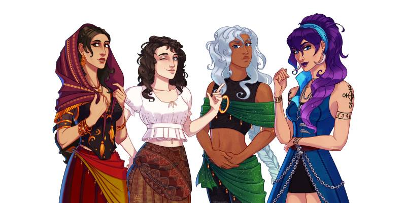 Quiz: Which Arcana Character Are You?