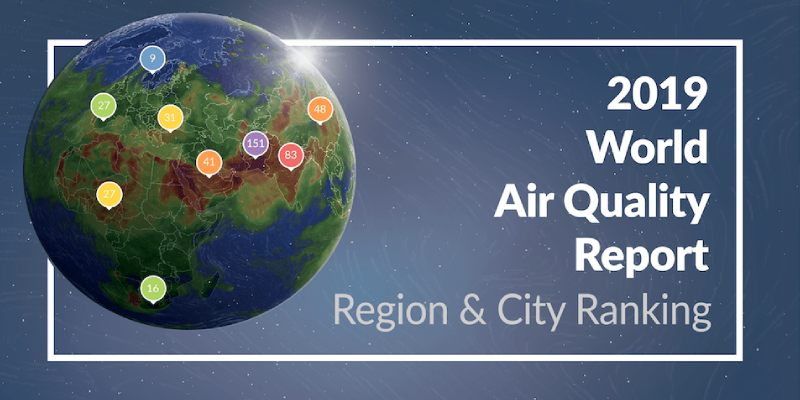 Test Your Knowledge About World Air Quality Report - 2019