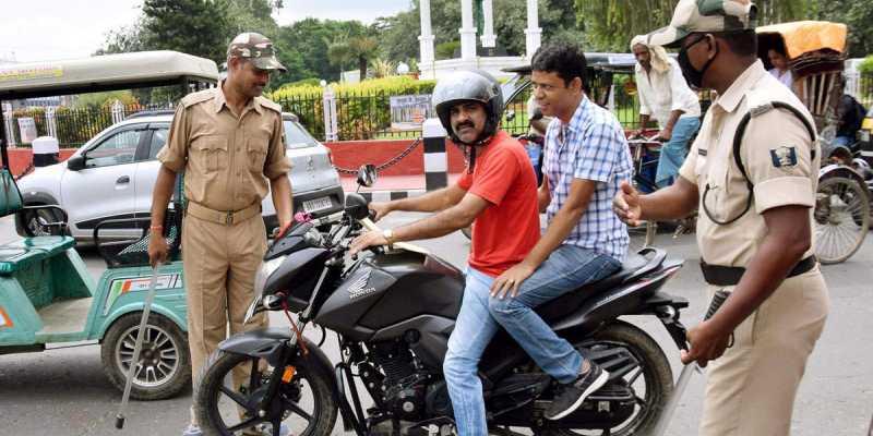 Bihar Motor Vehicles Rules Quiz