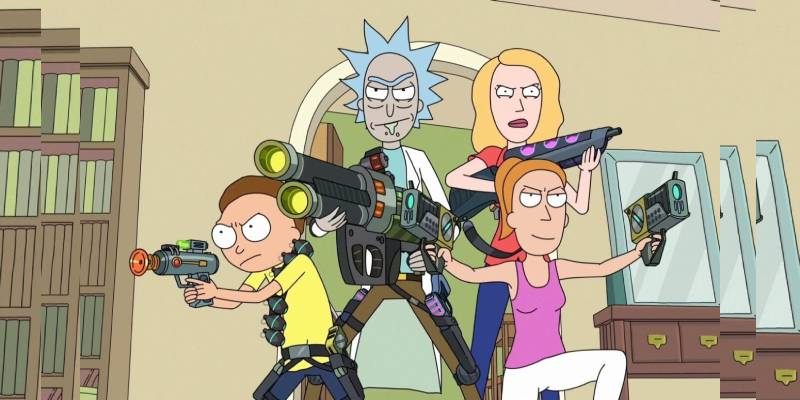 Quiz: How Well Do You Know About Rick And Morty Characters?