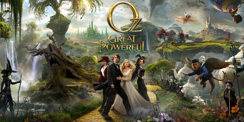Trivia Quiz on Oz The Great And Powerful