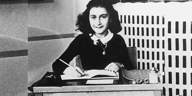 From The Diary of Anne Frank Story Quiz For 10th Grade Student