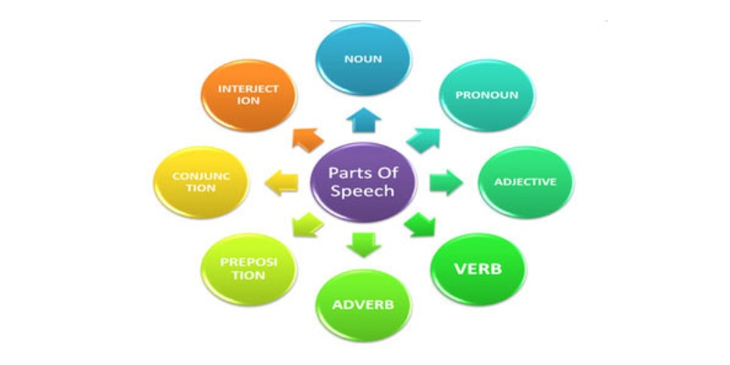 Parts Of Speech Quiz For 6th Grade Students