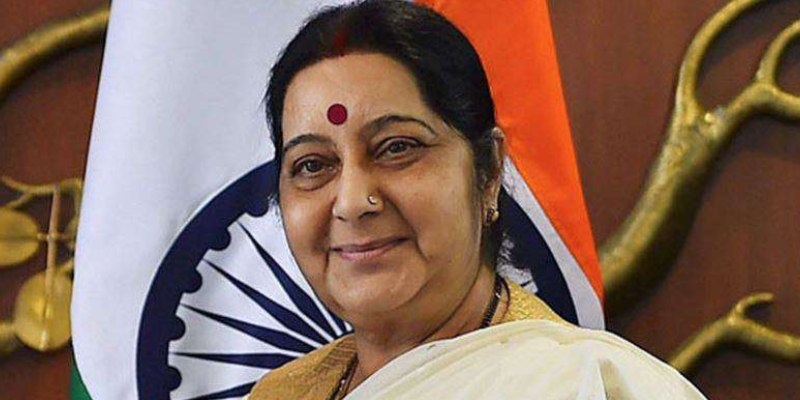 Quiz: How Much You Know About Sushma Swaraj?