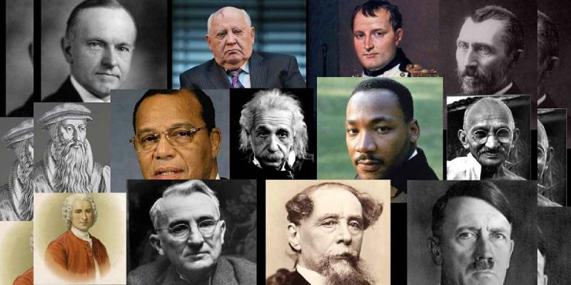 Quiz: Which Famous Historical Figure Are You?