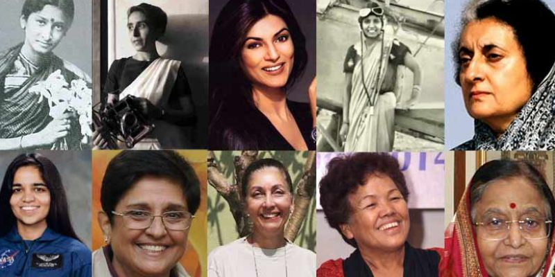 Ultimate Trivia Quiz About First Women In India