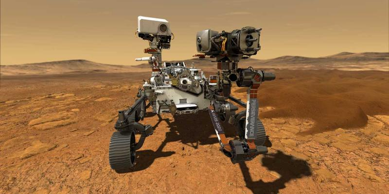 Mars Perseverance Rover 2020 Quiz: How Much You Know About Mars 2020?