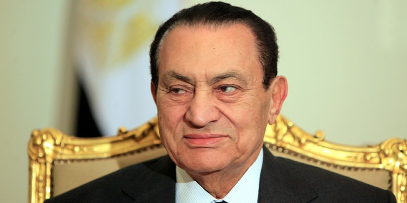 Quiz: How Much You Know About Hosni Mubarak Former President of Egypt?