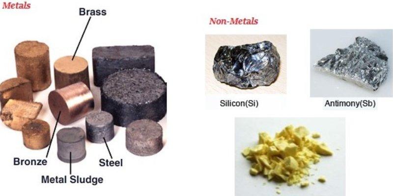 Metals and Non Metals Trivia Quiz For 10th Grade