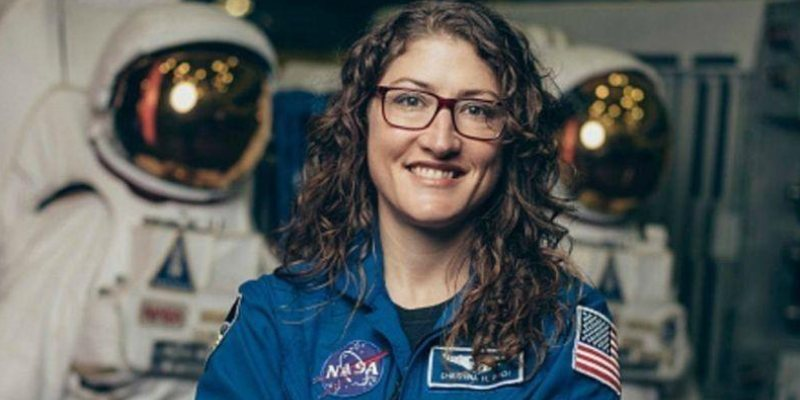Christina Koch NASA Astronaut Trivia Quiz Questions and Answers