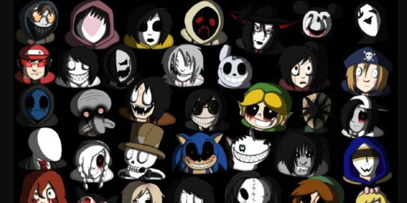 Quiz: Which Creepypasta Are You?