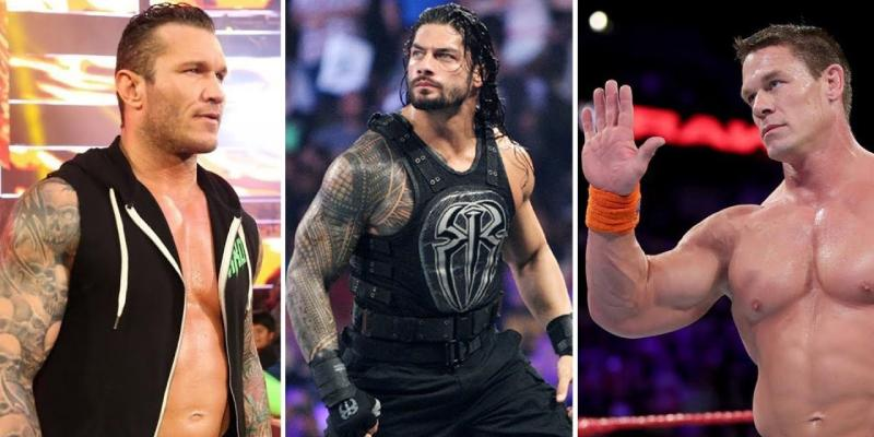 Quiz: Which WWE Wrestler Are You?