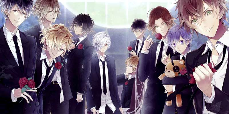 Who In Diabolik Lovers Is Made For You Quiz