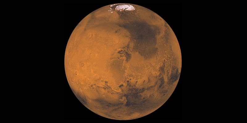 Quiz: How Much You Know About Mars Terrestrial Planet?
