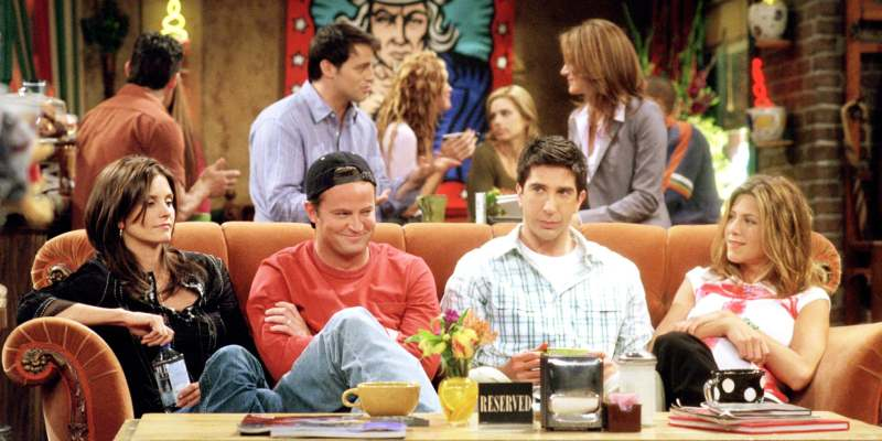 Quiz: Which Friends TV Show Character Do You Like The Most?