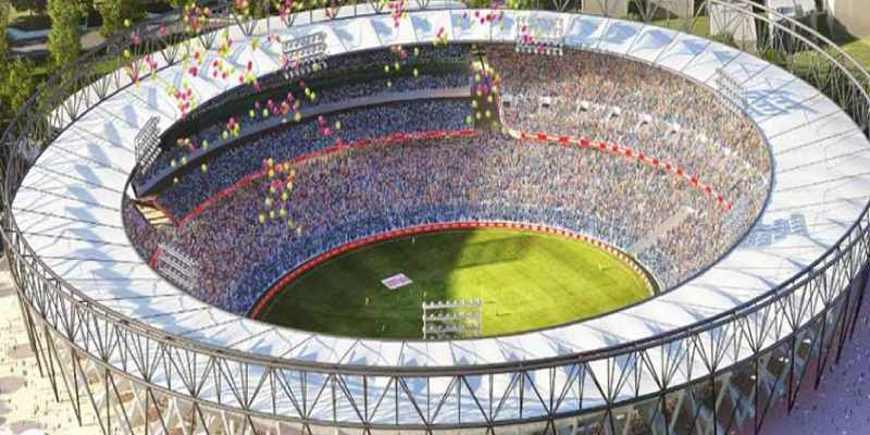How Much You Know About World Largest Cricket Stadium Motera Quiz