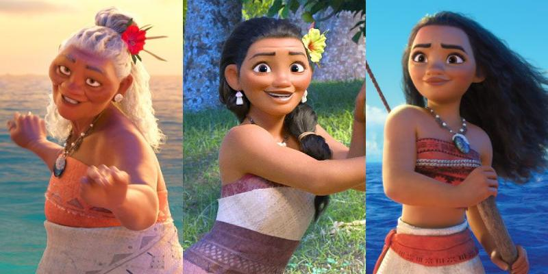 Which Moana Character Are You Quiz