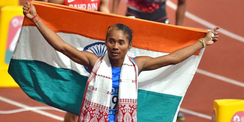 Hima Das Trivia Quiz! Test Your Knowledge About Hima Das
