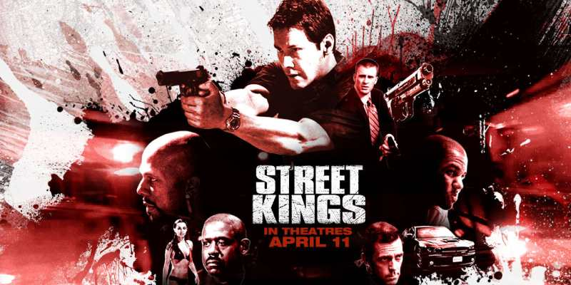 Trivia Quiz On Street Kings Movie
