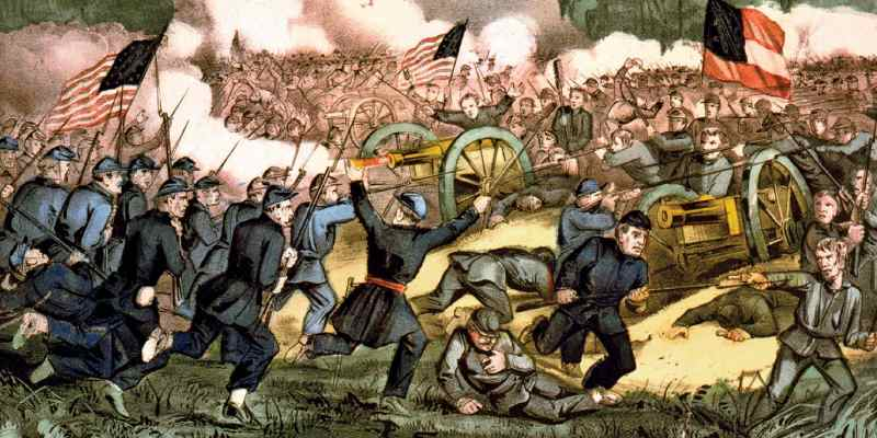 Civil War Quiz Questions And Answers