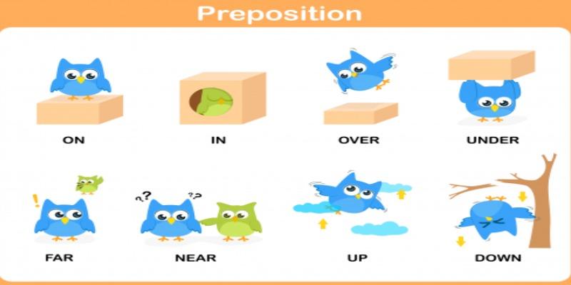 English Grammar Preposition Quiz For 6th Grade Students
