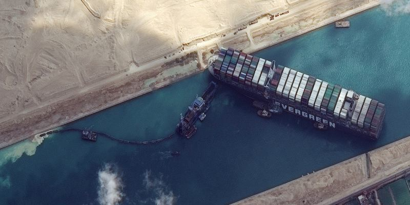 Suez Canal Quiz: How Much You Know About Suez Canal?