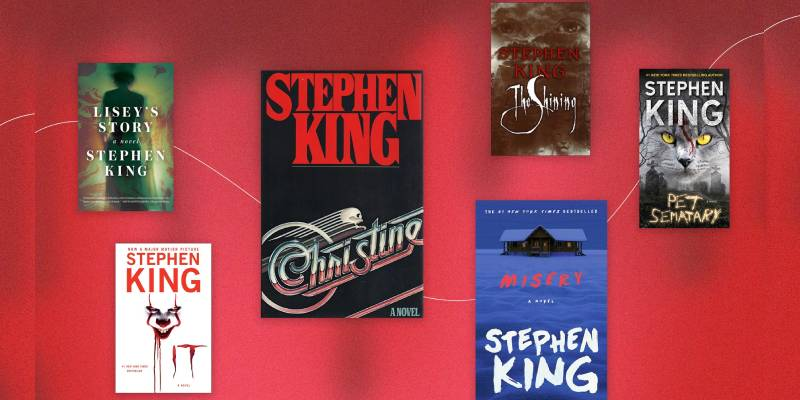 Which Stephen King Book Should I Read Quiz
