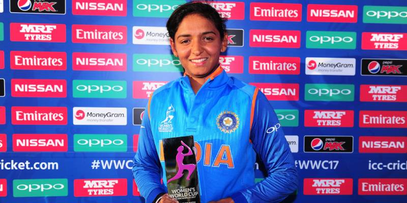 How Much You Know About Harmanpreet Kaur Quiz