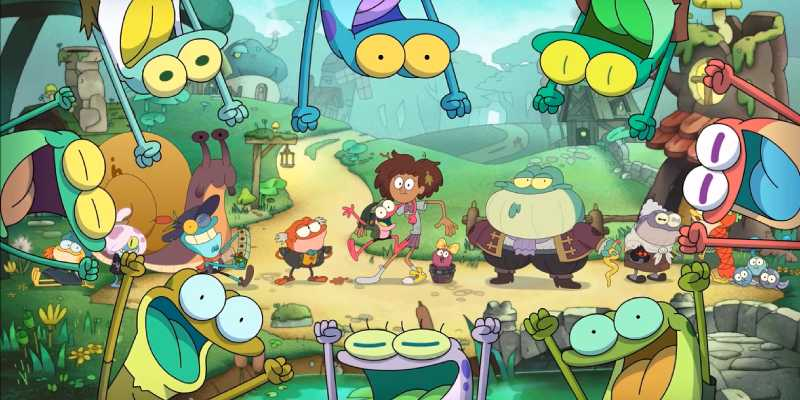Amphibia Character Quiz: Which Amphibia Character Are You?