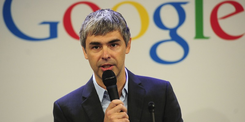 Larry Page Trivia Quiz! How Much You Know Co-founder Of Google Larry Page?