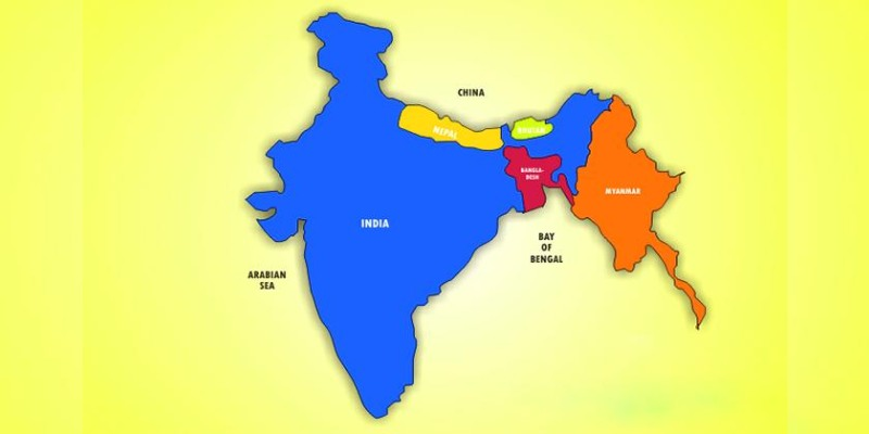 India and Its Neighbors Quiz: How Much You Know About India