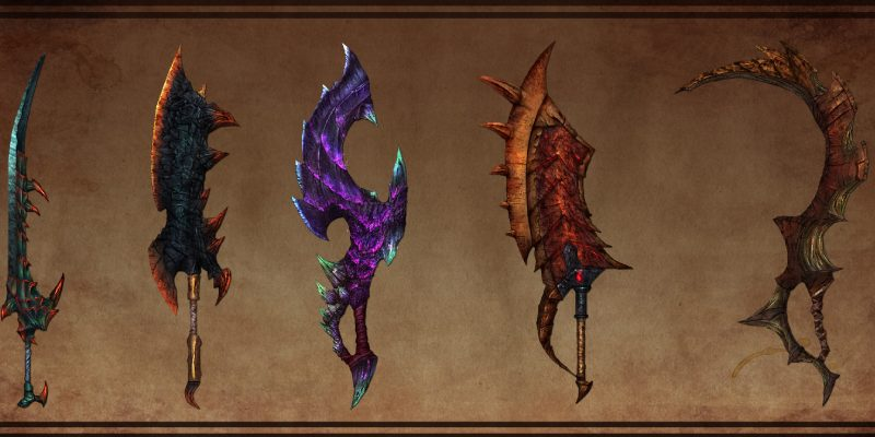 Quiz: What Monster Hunter Weapon Should I Use?