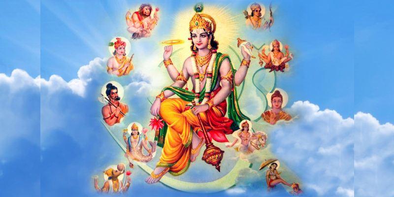 Lord Vishnu Quiz: How Much You Know About Lord Vishnu?