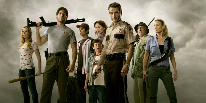 The Walking Dead Quiz: Which Is Your The Walking Dead Favorite Character?
