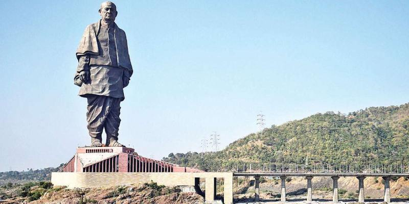 Sardar Vallabhbhai Patel Trivia Quiz! How Much You Know About Statue of Unity Colossal Statue of Congress Politician and Independence Activist Sardar Vallabhbhai Patel