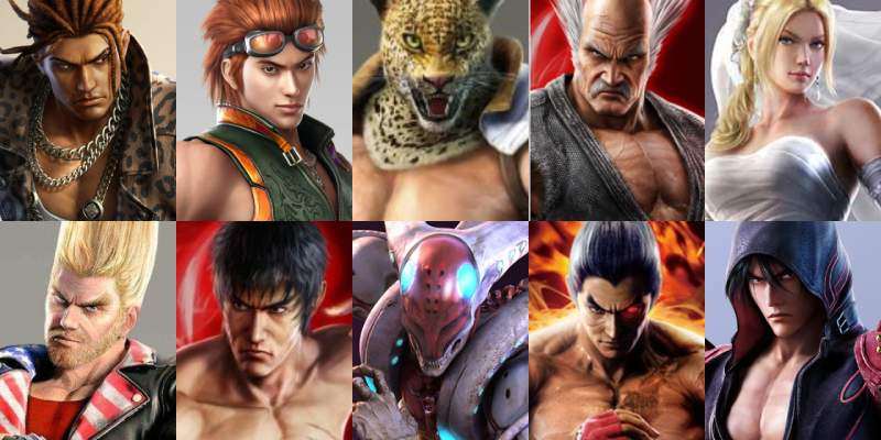 Which Tekken Character Are You Quiz
