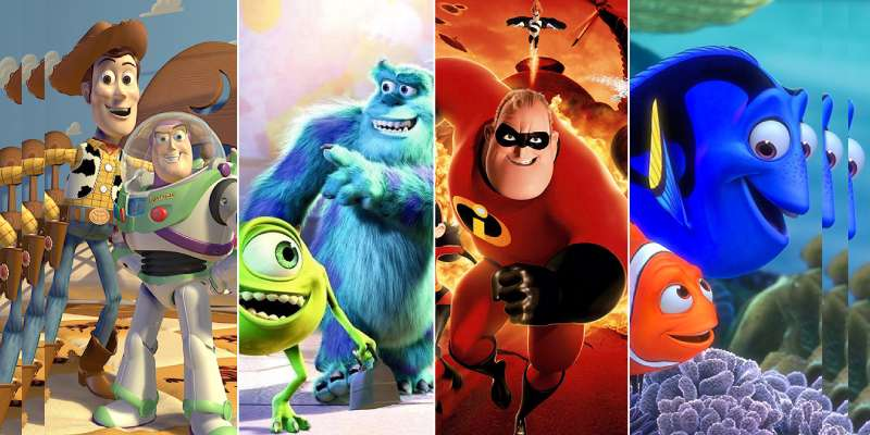 Quiz: Which Two Pixar Characters Are You a Combination Of?