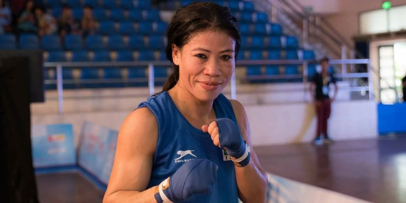Trivia Quiz On Mary Kom Indian Olympic Boxer