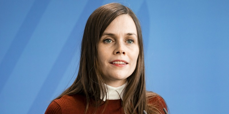 Quiz: How Well You Know Katrin Jakobsdottir The 2nd female Prime Minister of Iceland?